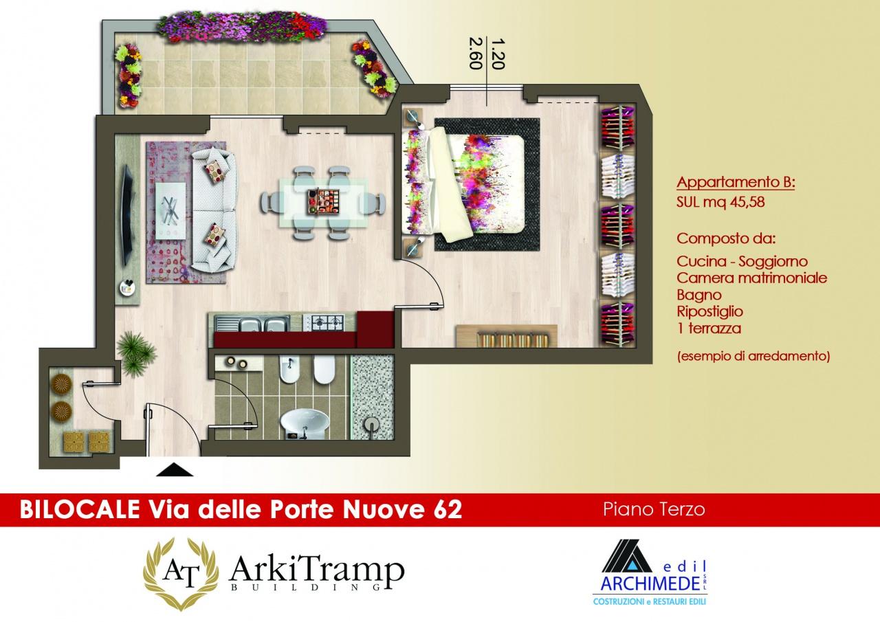 APPARTAMENTO VENDITA Firenze  - Porta A Prato / San Iacopino / Statuto / Fortezza